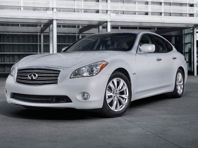 Most Fuel Efficient Luxury Vehicles of 2012 - 2012 INFINITI M