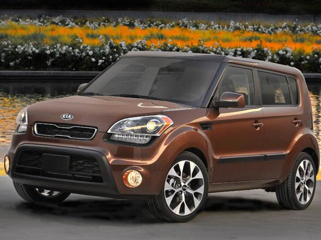 Most Popular Wagons of 2012 - 2012 Kia Soul