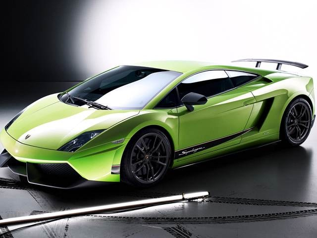 Highest Horsepower Luxury Vehicles of 2012 - 2012 Lamborghini Gallardo