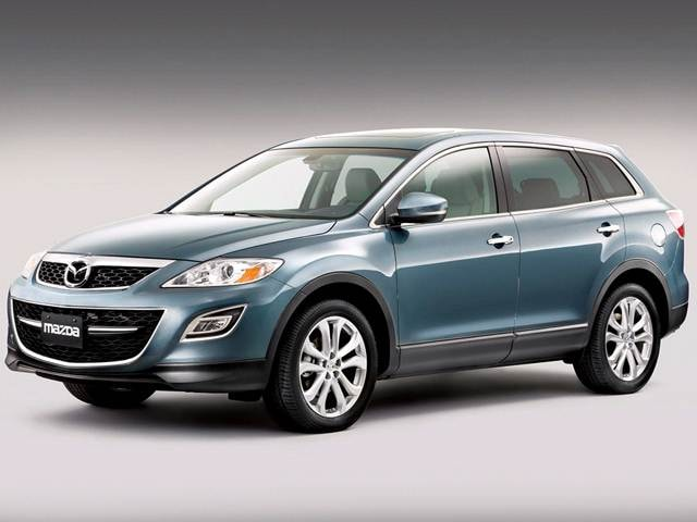 Top Consumer Rated Crossovers of 2012 - 2012 Mazda CX-9