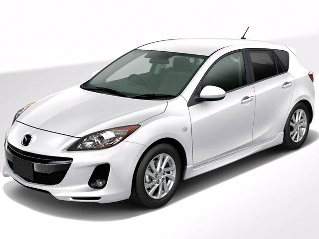 Top Expert Rated Sedans of 2012 - 2012 Mazda MAZDA3
