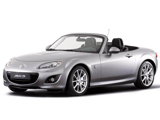 Top Consumer Rated Convertibles of 2012 - 2012 Mazda MX-5 Miata