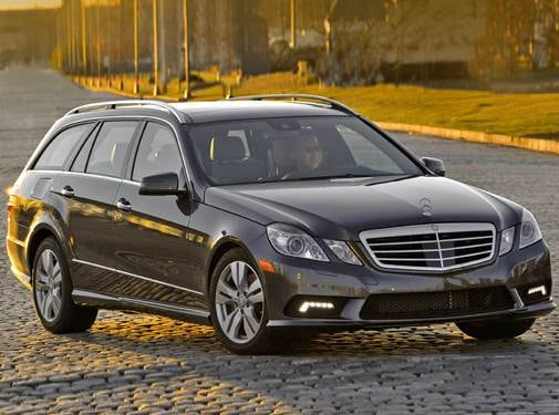 Most Popular Wagons of 2012 - 2012 Mercedes-Benz E-Class