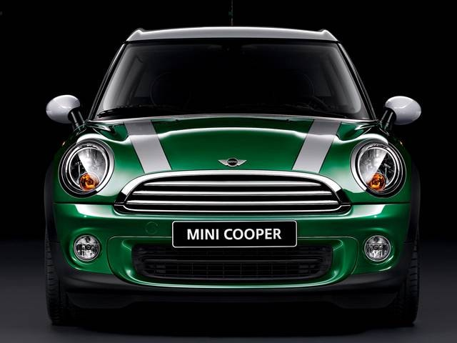Most Fuel Efficient Coupes of 2012 - 2012 MINI Clubman
