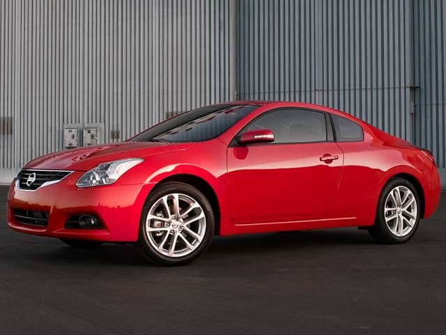 Most Popular Coupes of 2012 - 2012 Nissan Altima