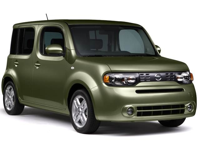 Top Consumer Rated Wagons of 2012 - 2012 Nissan cube