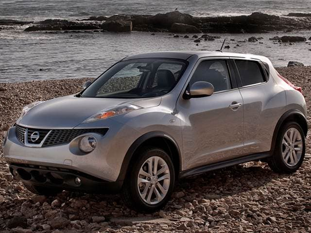 Most Fuel Efficient Crossovers of 2012 - 2012 Nissan JUKE
