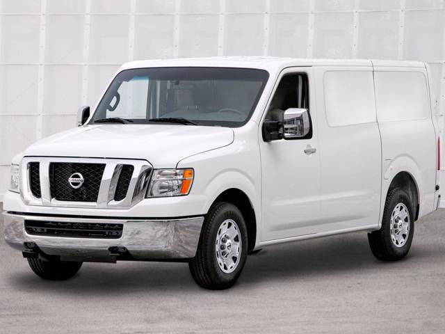 Top Consumer Rated Van/Minivans of 2012 - 2012 Nissan NV3500 HD Cargo