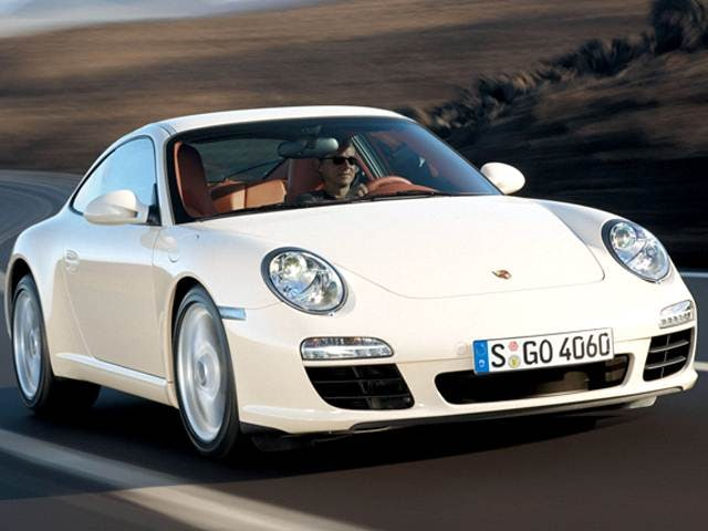 Top Expert Rated Coupes of 2012 - 2012 Porsche 911