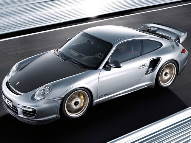 Highest Horsepower Luxury Vehicles of 2012 - 2012 Porsche 911