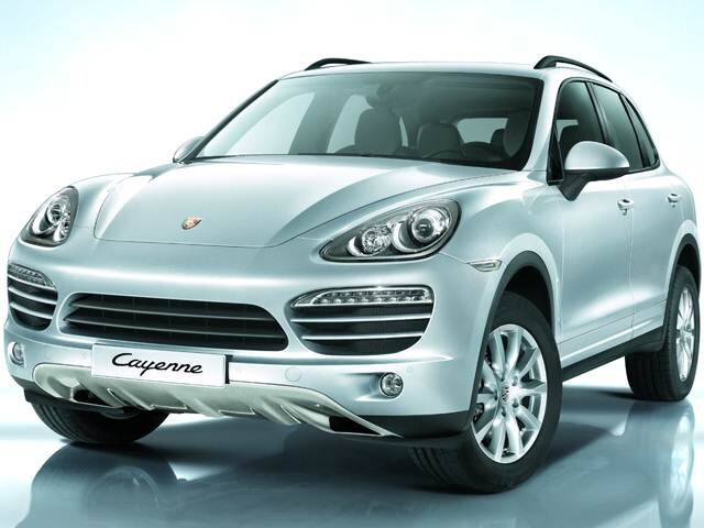 Top Expert Rated Crossovers of 2012 - 2012 Porsche Cayenne