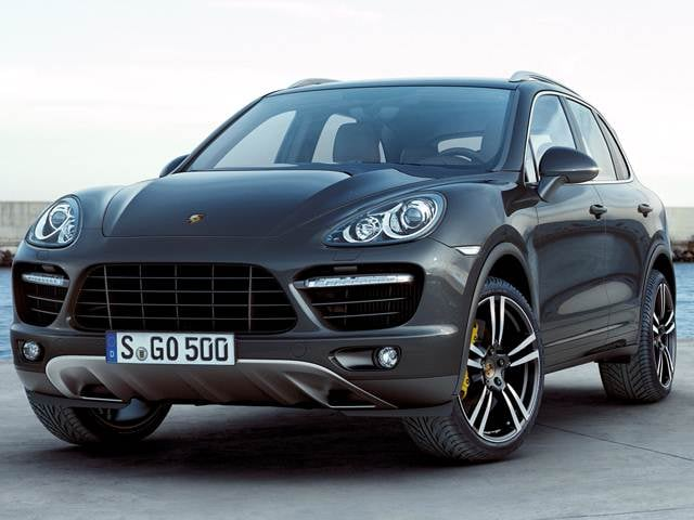 Highest Horsepower SUVS of 2012 - 2012 Porsche Cayenne