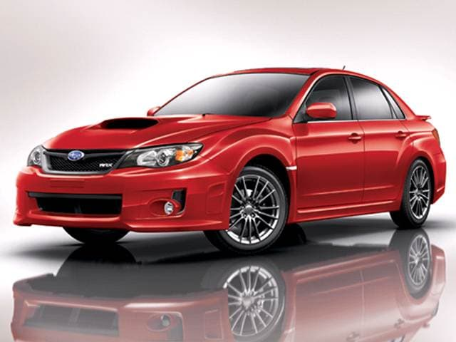 Top Expert Rated Sedans of 2012