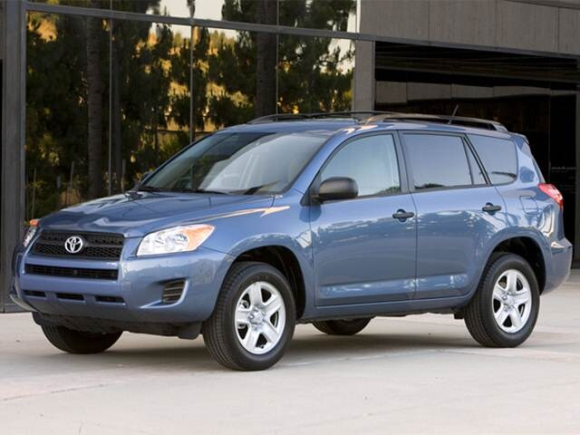 Most Popular SUVS of 2012 - 2012 Toyota RAV4