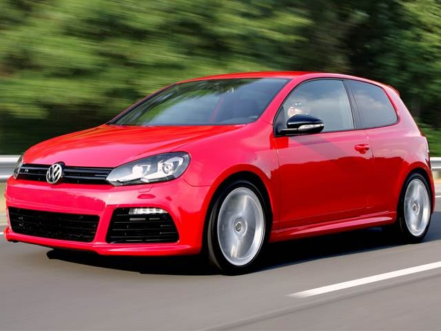 Highest Horsepower Hatchbacks of 2012 - 2012 Volkswagen Golf