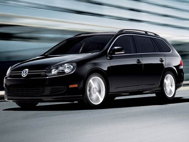 Most Popular Wagons of 2012 - 2012 Volkswagen Jetta SportWagen