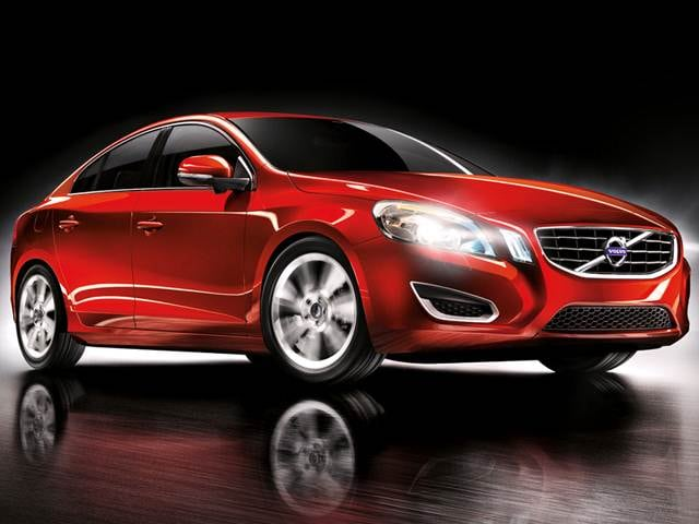 Best Safety Rated Sedans of 2012 - 2012 Volvo S60