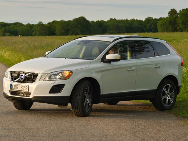 Best Safety Rated SUVS of 2012 - 2012 Volvo XC60