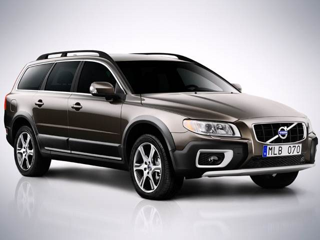Top Consumer Rated Wagons of 2012 - 2012 Volvo XC70
