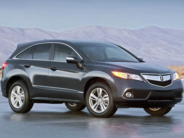 Top Expert Rated Crossovers of 2013 - 2013 Acura RDX