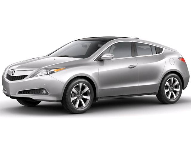 Top Consumer Rated Hatchbacks of 2013 - 2013 Acura ZDX