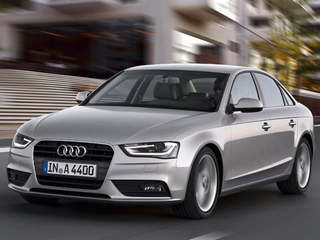 Best Safety Rated Luxury Vehicles of 2013 - 2013 Audi A4