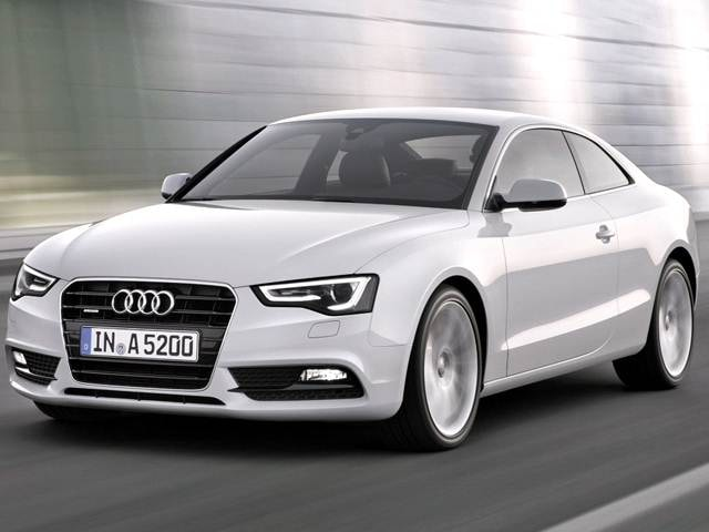 Top Expert Rated Coupes of 2013 - 2013 Audi A5