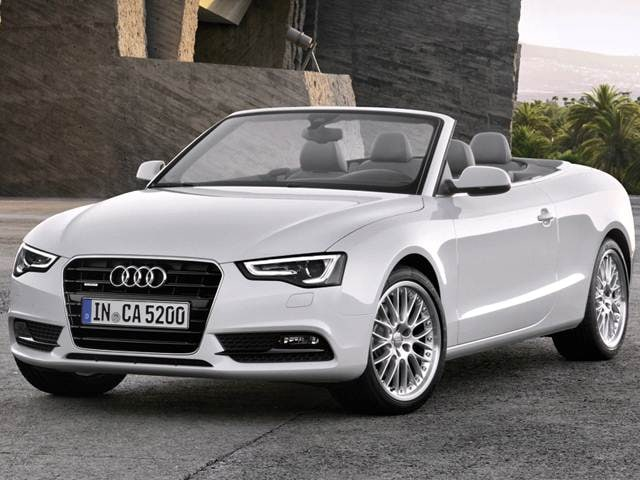 Top Expert Rated Luxury Vehicles of 2013 - 2013 Audi A5
