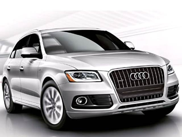Top Expert Rated Crossovers of 2013 - 2013 Audi Q5