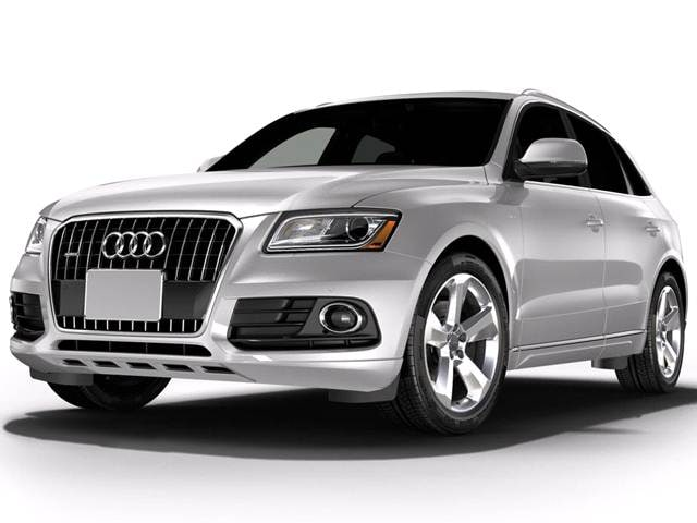 Most Fuel Efficient SUVS of 2013 - 2013 Audi Q5