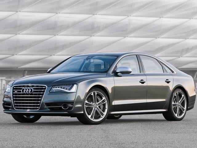 Highest Horsepower Sedans of 2013 - 2013 Audi S8