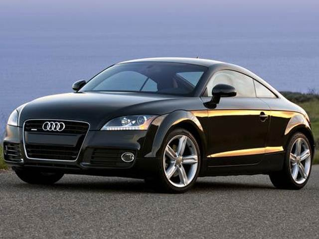 Highest Horsepower Hatchbacks of 2013 - 2013 Audi TT