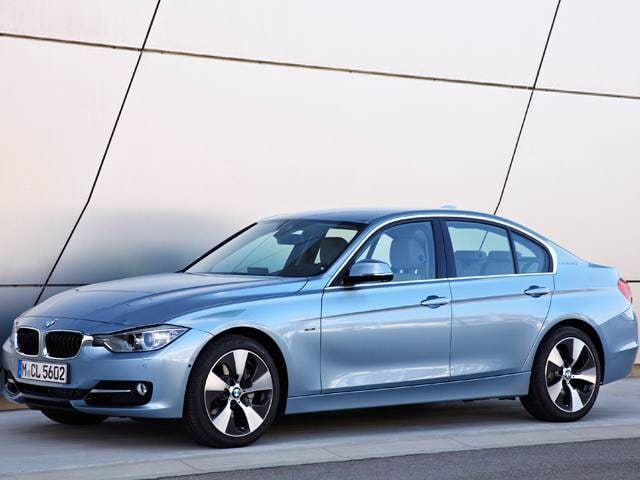 Top Expert Rated Hybrids of 2013 - 2013 BMW 3 Series