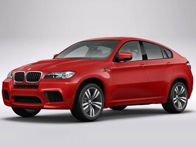Highest Horsepower SUVS of 2013 - 2013 BMW X6 M