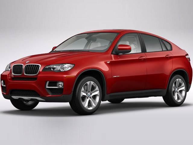 Top Consumer Rated Crossovers of 2013 - 2013 BMW X6