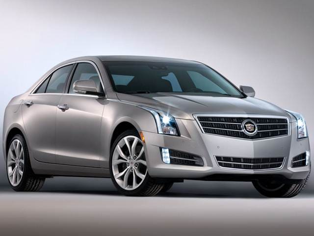 Best Safety Rated Luxury Vehicles of 2013 - 2013 Cadillac ATS