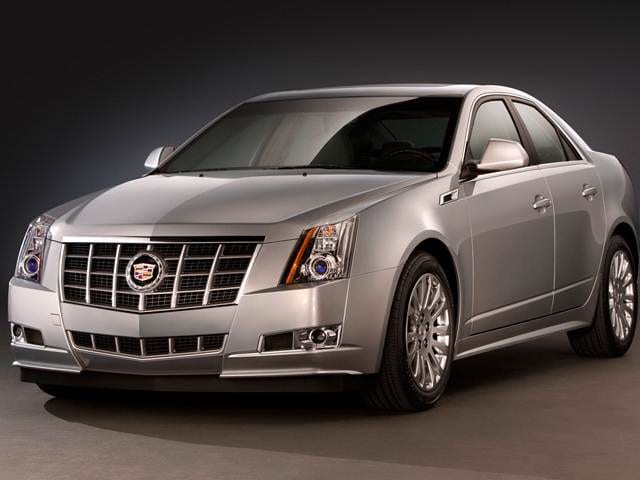 Best Safety Rated Sedans of 2013 - 2013 Cadillac CTS