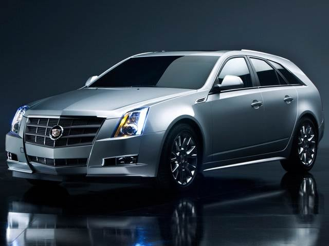 Most Popular Wagons of 2013 - 2013 Cadillac CTS