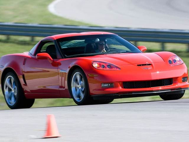 Most Popular Coupes of 2013 - 2013 Chevrolet Corvette