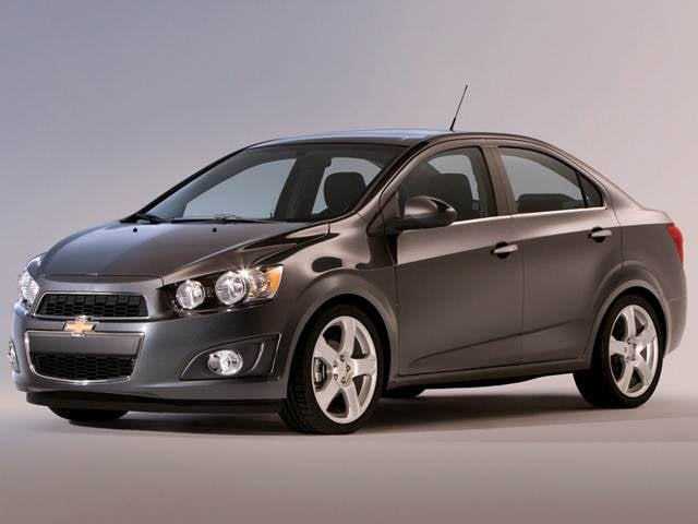 Best Safety Rated Sedans of 2013 - 2013 Chevrolet Sonic