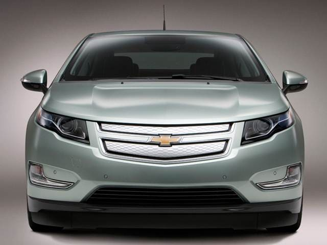 Most Fuel Efficient Electric Cars of 2013 - 2013 Chevrolet Volt