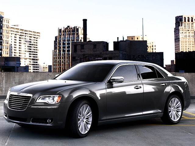 Best Safety Rated Sedans of 2013 - 2013 Chrysler 300