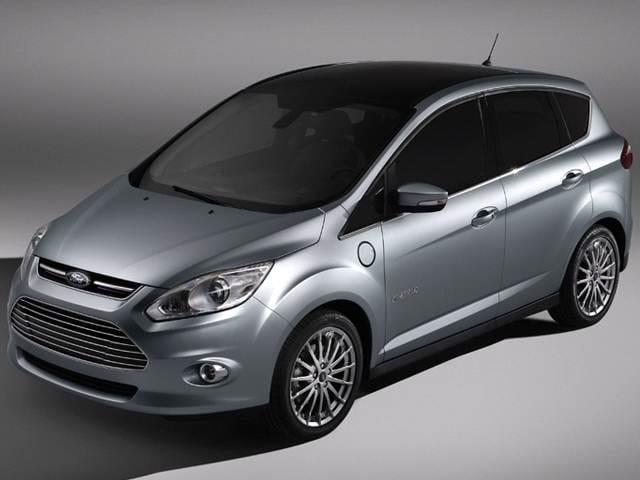 Highest Horsepower Electric Cars of 2013 - 2013 Ford C-MAX Energi