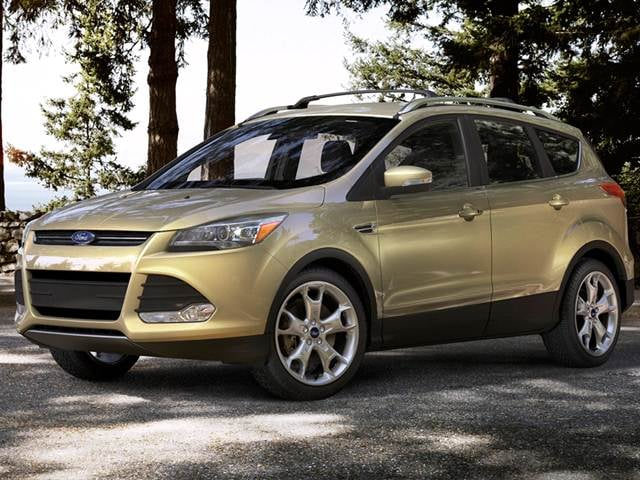 Most Fuel Efficient SUVS of 2013 - 2013 Ford Escape