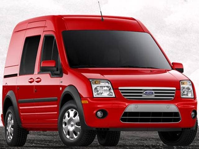 Most Fuel Efficient Van/Minivans of 2013 - 2013 Ford Transit Connect Passenger