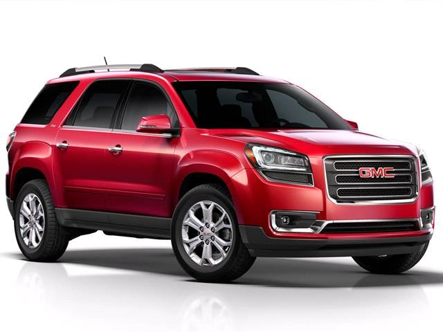 Most Popular Crossovers of 2013 - 2013 GMC Acadia