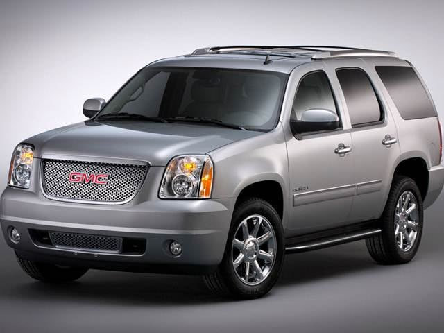 Highest Horsepower SUVS of 2013 - 2013 GMC Yukon