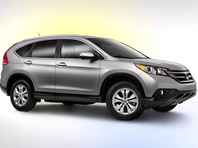 Best Safety Rated SUVS of 2013 - 2013 Honda CR-V