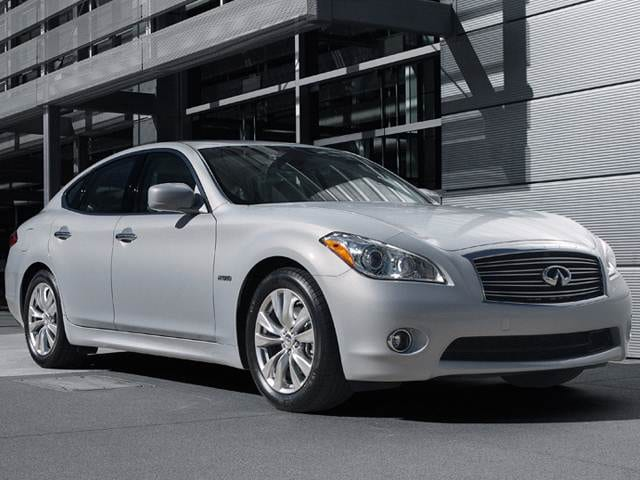 Best Safety Rated Luxury Vehicles of 2013 - 2013 INFINITI M