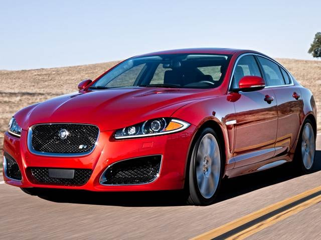 Highest Horsepower Sedans of 2013 - 2013 Jaguar XF